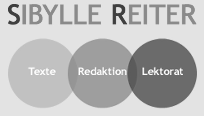 Website Sibylle Reiter